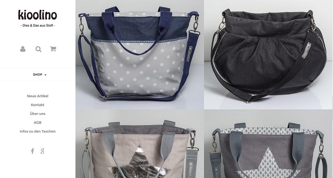 Kioolino dies und das aus stoff und wachstuch for Au maison online shop